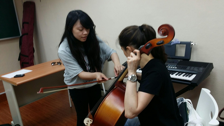 大提琴為何需要背譜?3種學習大提琴小技巧