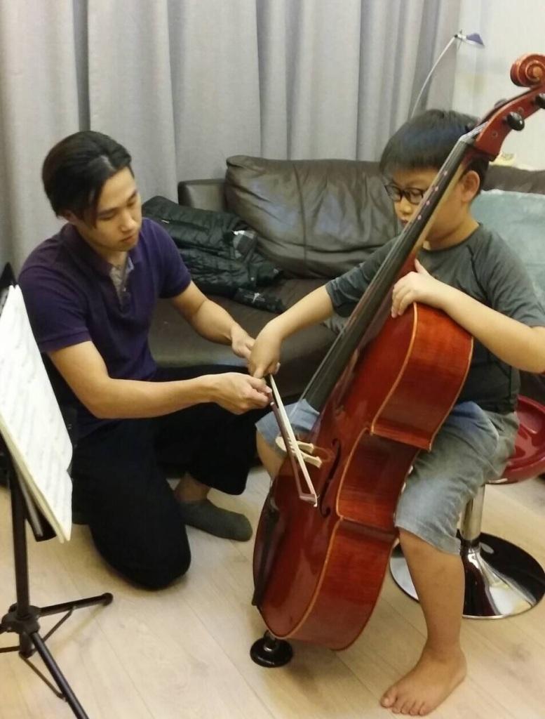 學習大提琴課程