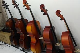 大提琴尺寸