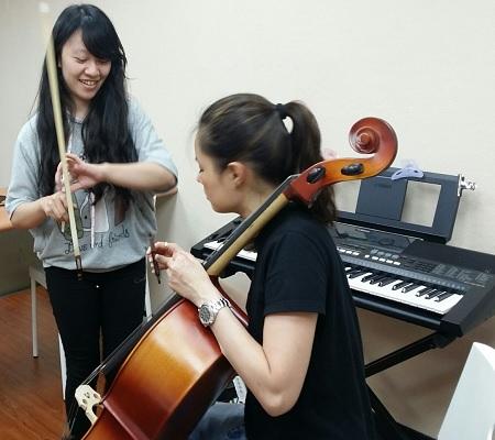 大提琴課程