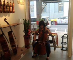棋洪提琴 西門門市店 大提琴教學,大提琴教室