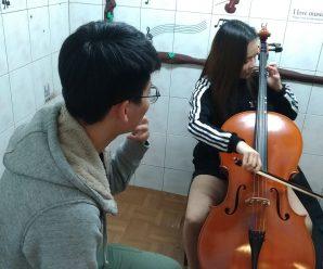 有可能在3個月之內學會大提琴嗎 ?