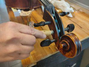 大提琴維修