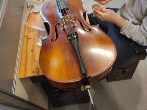 大提琴琴碼