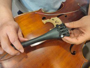 大提琴拉弦板