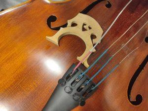 大提琴換弦