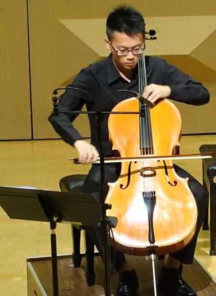 大提琴陳老師