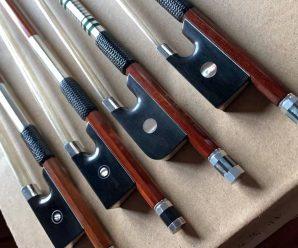 如何挑選大提琴琴弓