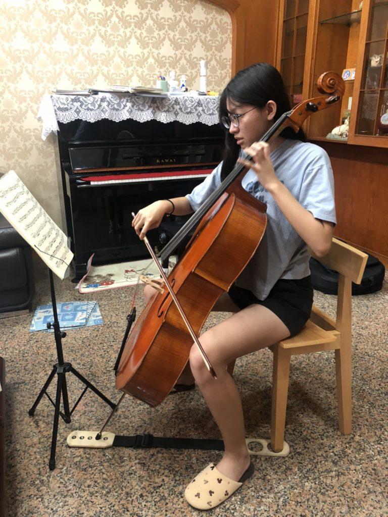 台南大提琴教室